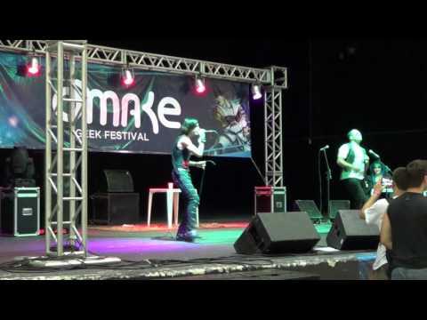 Karaoke Project música Changeman (Felipe + Darth)