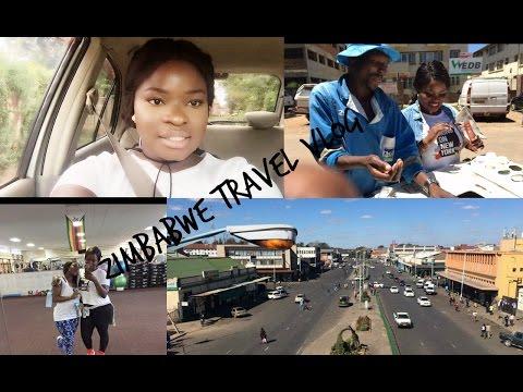 Zimbabwe travel vlog | HARARE