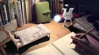 受験勉強に集中する米谷奈々未。 目の前には、誘惑ばかり... 悪魔オダと天使ナナコが囁いてくる 悪魔オダに唆される米谷 その時天使ナナコが 「シャキっとするなら」 ...