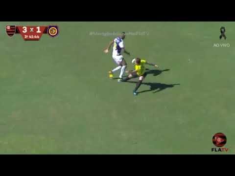Gol Igor Catatau: Flamengo 3x1 Madureira