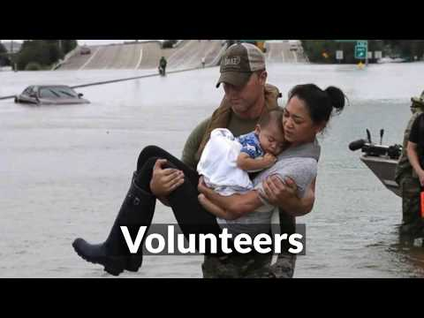 'Rise Up' Texas – An Inspirational Story in the Aftermath of Hurricane Harvey