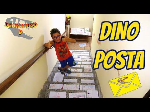 DINO POSTA AGOSTO 2016 SPECIAL EDITION - Leonardo D