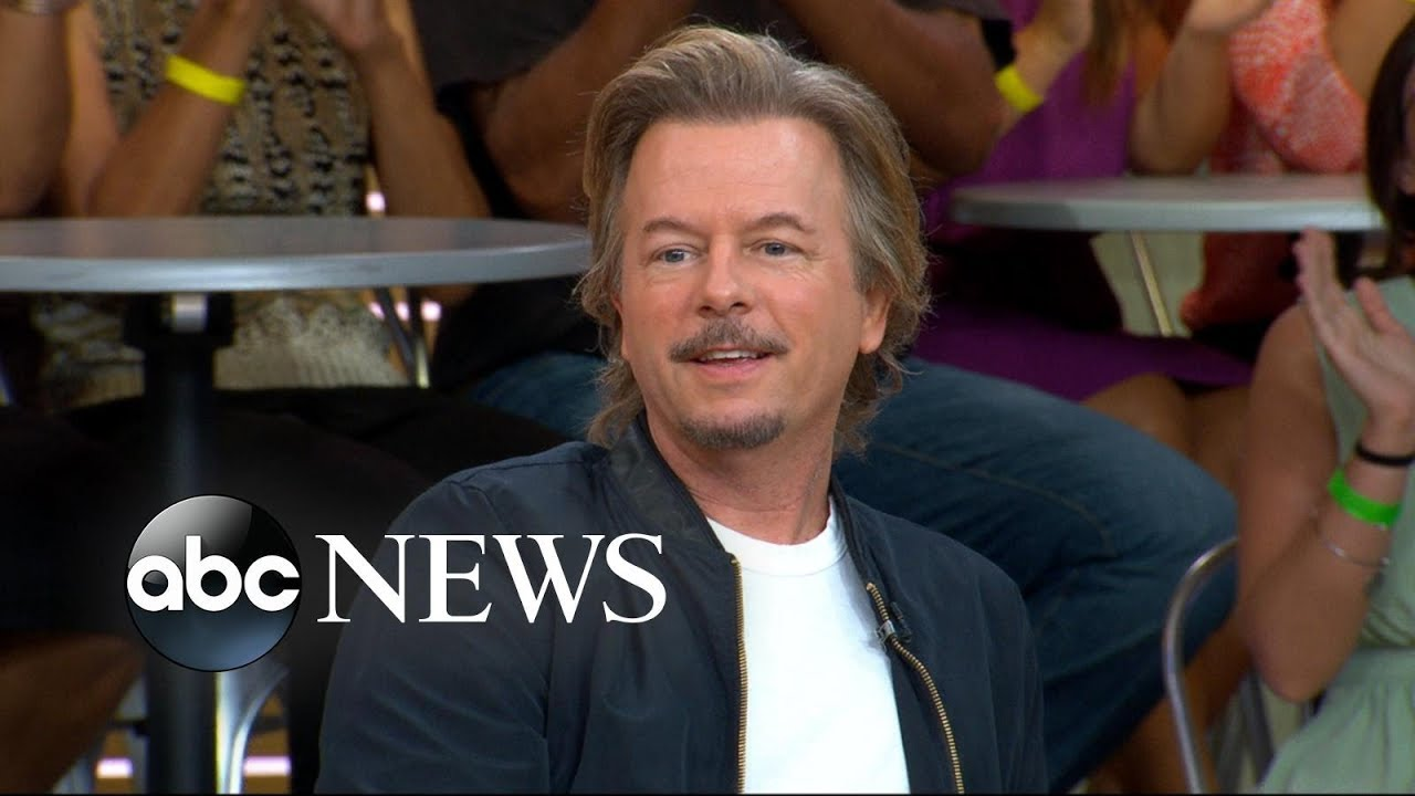 David Spade talks new projects, remembers Kate Spade as 'beautiful, lovely'