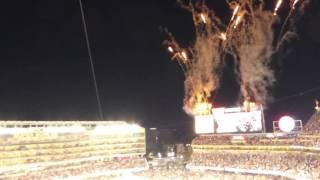 Super Bowl 50: Broncos win! Fireworks and confetti galore