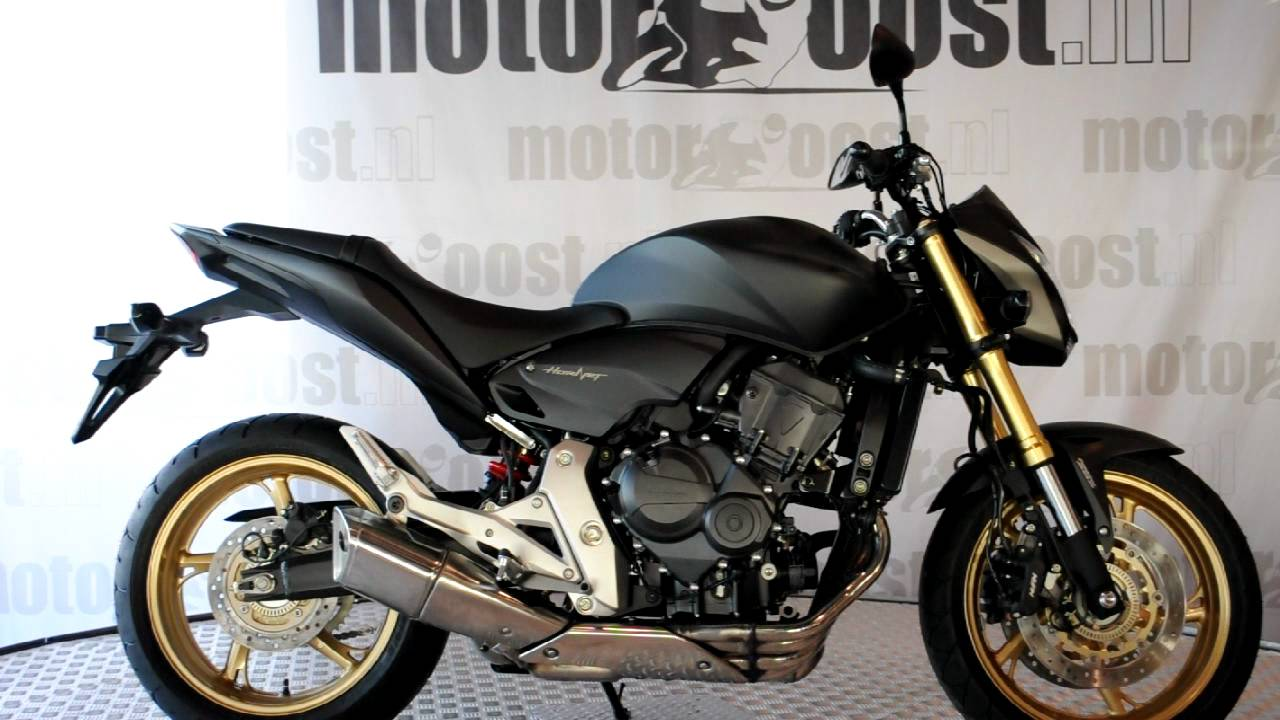 honda cb 600 f abs youtube. Black Bedroom Furniture Sets. Home Design Ideas