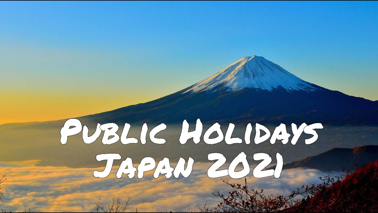 National Holidays In Japan In 2021 Office Holidays