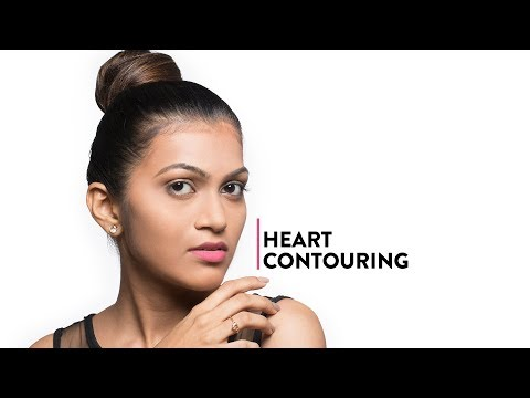 Heart Contouring Makeup Trend | How To Contour | MyGlamm