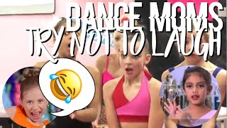 Dance moms try not to laugh 😂