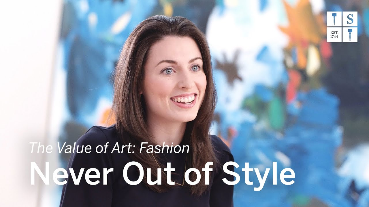 The Value of Art - Fashion