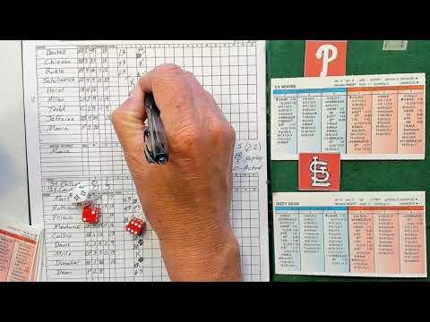 '34 Dizzy Dean Replay Game 5 vs Philadelphia
