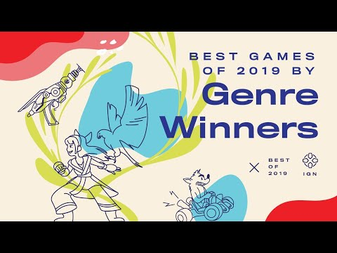 The Best Games Of 2019 By Genre: Shooter, RPG, Action & More