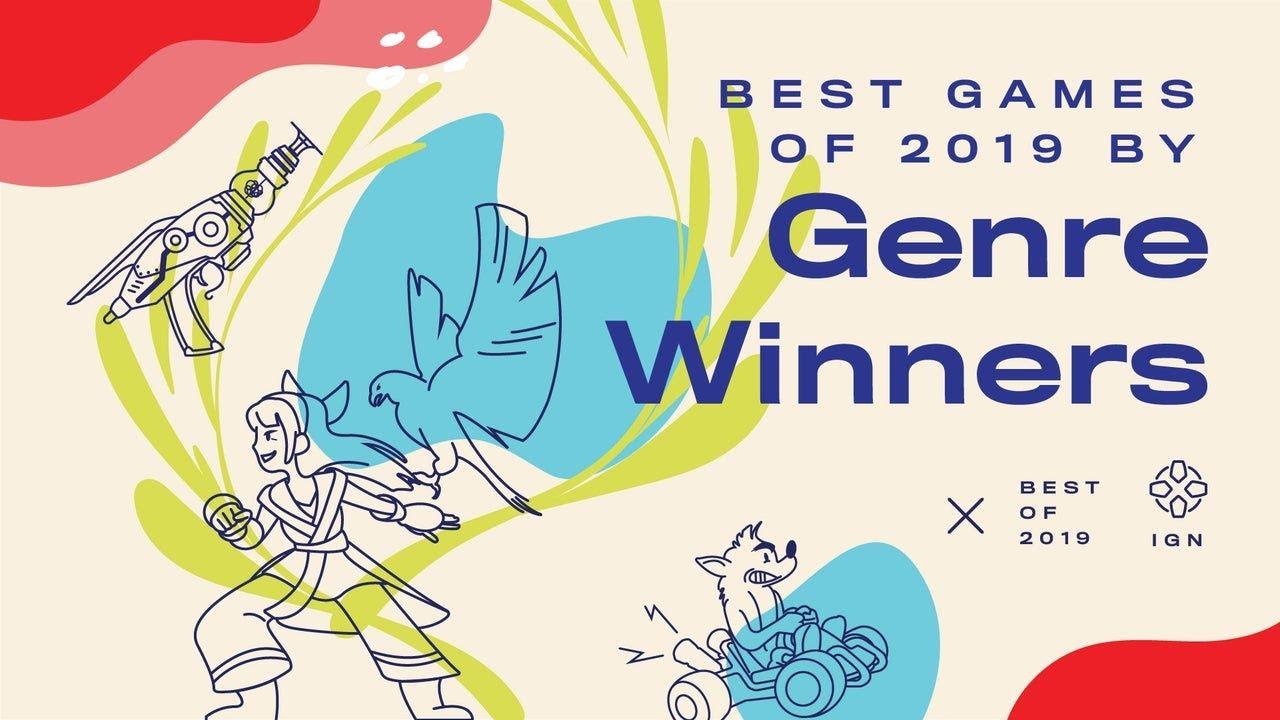 Os melhores jogos de 2019 por gênero: Tiro, RPG, Ação e mais + vídeo