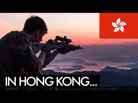 Shootings, Cows and Noodles - Novritsch in Hong Kong