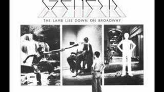 Genesis The Lamb Lies Down on Broadway - Carpet Crawlers