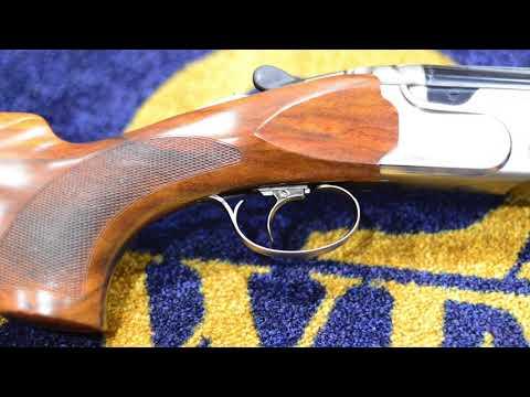 Gun Shorts - Beretta 692 Trap shotgun review