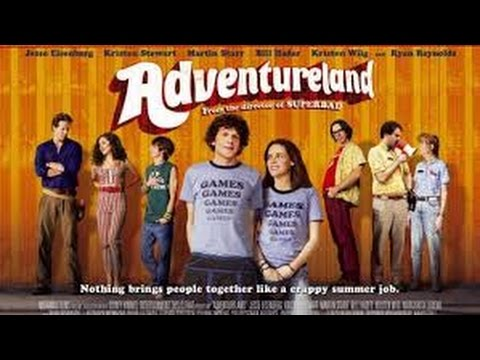 Adventureland Movie Soundtrack - Big Star - I'm in Love with a Girl