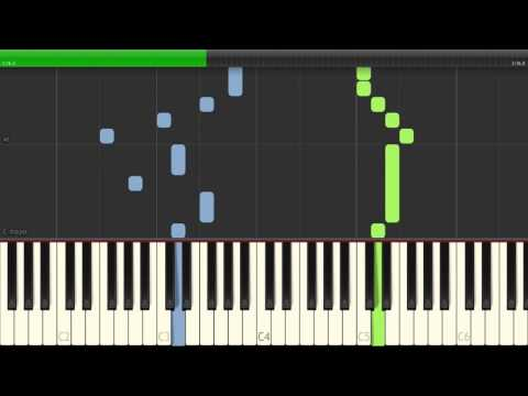 A Year Without Rain - Selena Gomez & The Scene (Piano Tutorial) by Aldy Santos