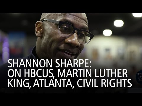 Shannon Sharpe: On HBCUs, Martin Luther King, Atlanta, Civil Rights Mp3