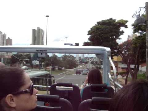City tour por Campo Grande - MS