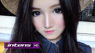 shabilla barbie asal cikarang intens 21 desember 2016