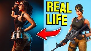 FORTNITE IN REAL-LIFE!! Fortnite Funny Fails and WTF Moments! #63 (Daily Fortnite Best Moments)
