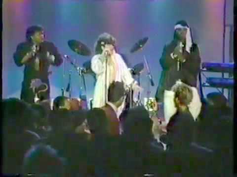Soul Train 86' Performance - Lisa Lisa & The Cult Jam with Full Force - All Cried Out!