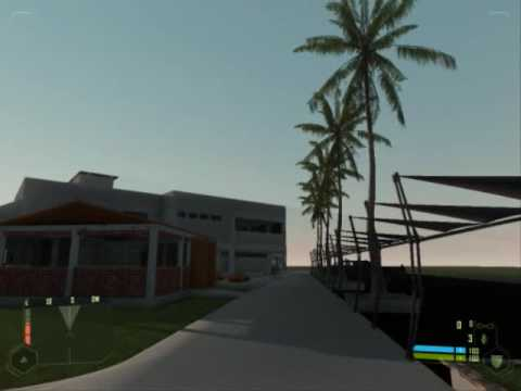 Cryengine architectural walkthrough faen youtube for Cryengine 3 architecture