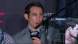TUF Nations Finale: Post Fight Press Conference Highlights