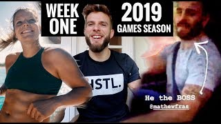The start of THE CROSSFIT 2019 SEASON (Frasers thoughts on the new Qualifiers)