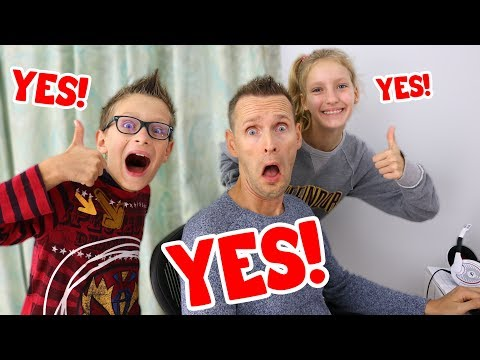 Dad Said YES to EVERYTHING Kids Want For 24 Hours thumbnail