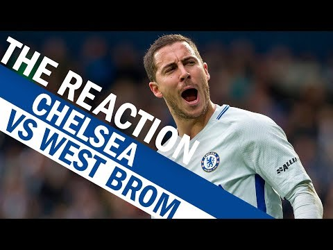 Hazard & Morata's Incredible Partnership Helps Chelsea Dominate Vs West Brom | The Reaction