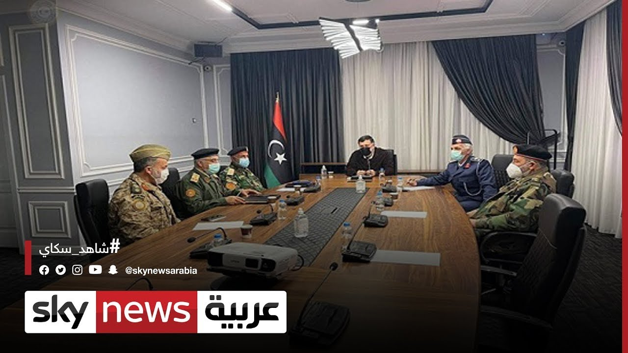 خطة لخروج المرتزقة ودعم دولي واسع لمؤتمر دعم استقرار ليبيا  - نشر قبل 2 ساعة