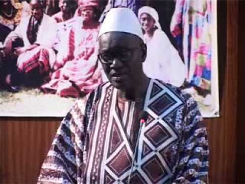 Colloque sur la vie et l'oeuvre de IBA NDIAYE DIADJI