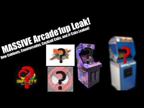 The Biggest Arcade1up Leak just Happened. from ConStorm Entertainment