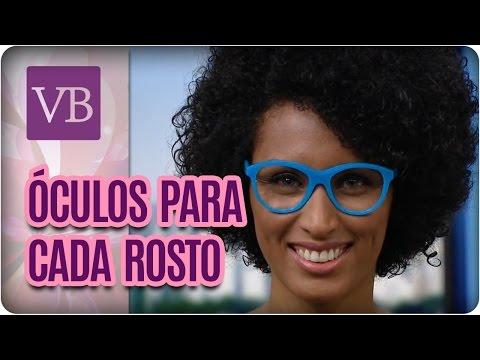 O Óculos Ideal Para Cada Tipo de Rosto - Você Bonita (17/03/17)