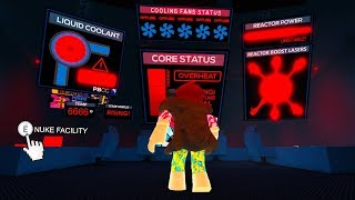 I Found An ADMIN PANEL to DESTROY this Roblox Facility..