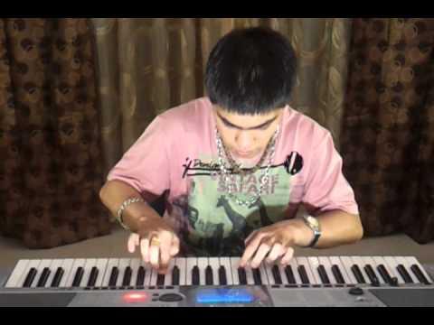 Cheb khaled didi piano tutorial   FunnyCat TV