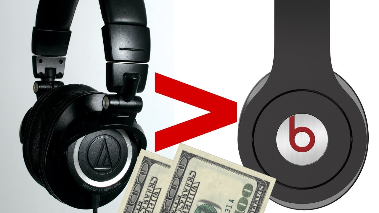 Audio Technica ATH-M50 [Review]