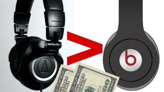 Audio Technica ATH-M50 [Review]