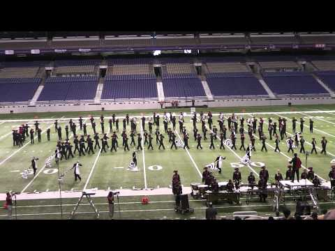 Cooper High School Marching Band 2012 State Competition