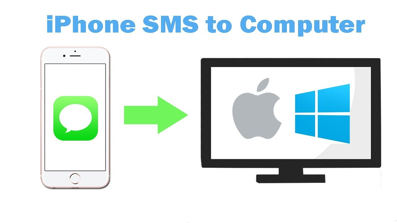 How to Transfer iPhone Text Messages and iMessages to Computer (Windows &  Mac)