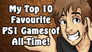 Top 10 Favourite PS1 Games of All Time! - Caddicarus