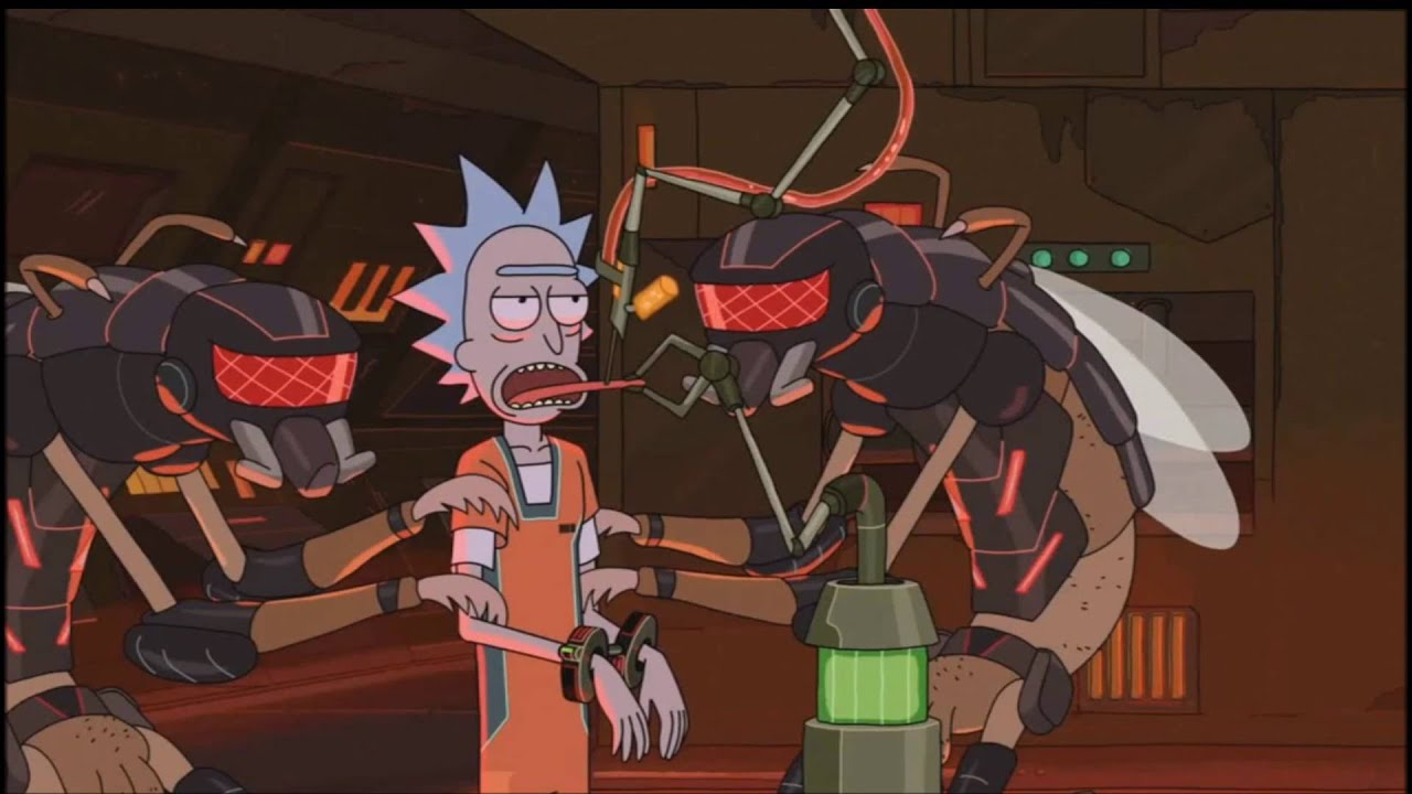Рик и морти | rick and morty смотреть онлайн все серии!
