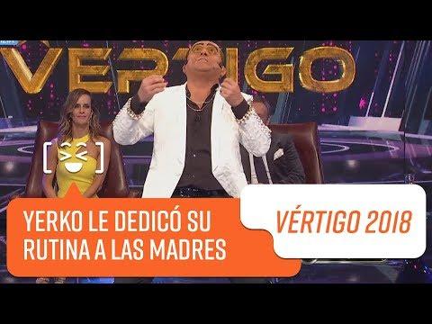 Yerko se toma el día de la madre   Vértigo 2018