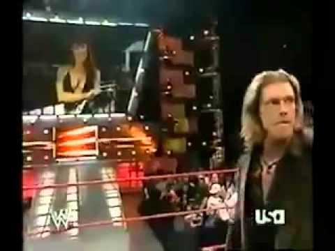 Jeff Hardy Return to WWE and Attacks Edge