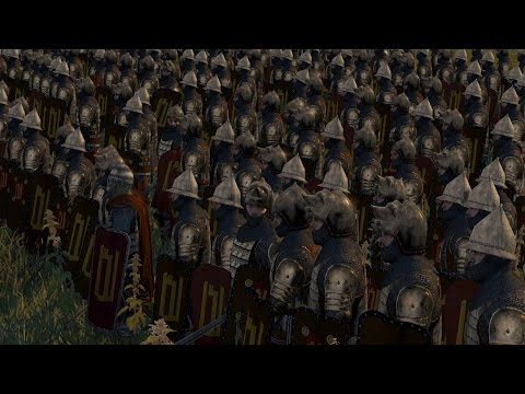 lITHUANIAN STEEL - Medieval Kingdoms Total War 1212AD Gameplay