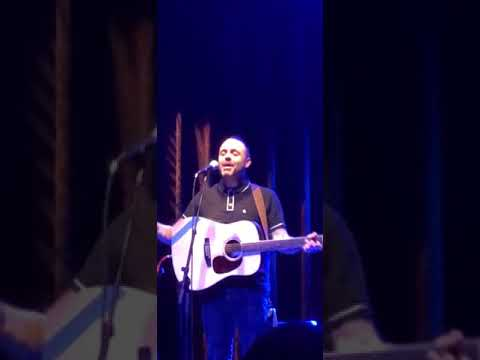 I hope you're happy acoustic by Justin Furstenfeld of Blue October