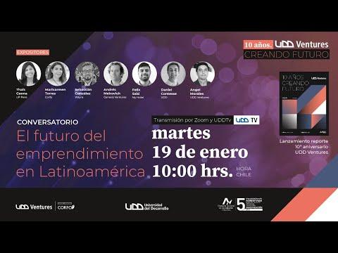 Conversatorio: El futuro del emprendimiento en latinoamérica