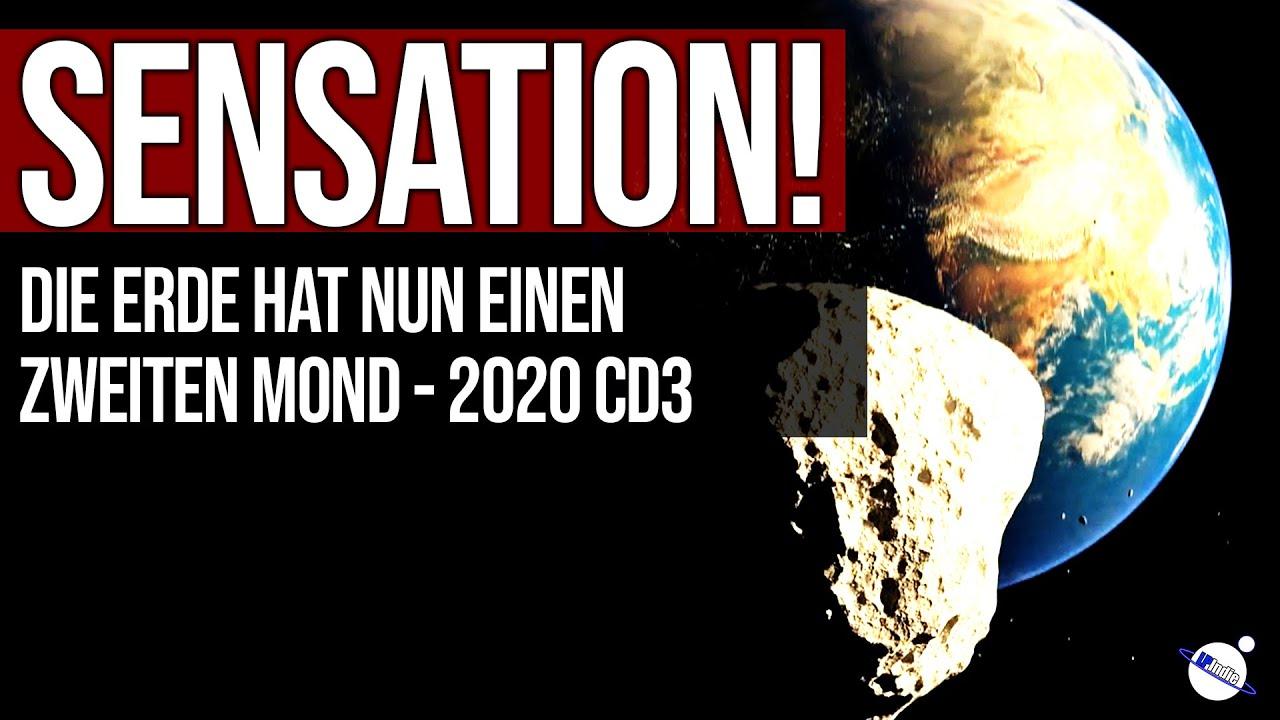 Sensation - Die Erde hat nun einen zweiten Mond - Asteroid 2020 CD3