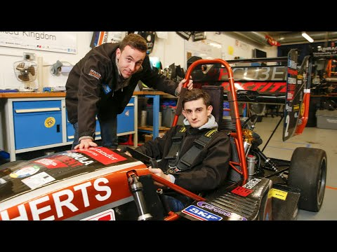 Automotive Engineering Student Experience